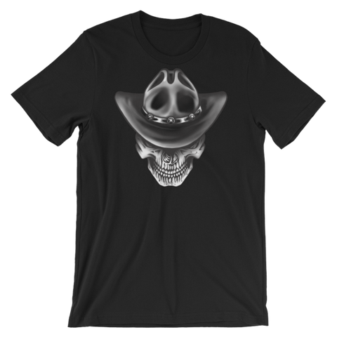The Wild West Justice Skull
