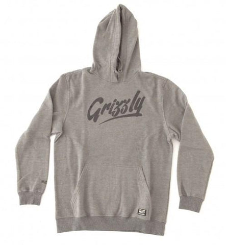 GRIZZLY FREEHAND HOODIE