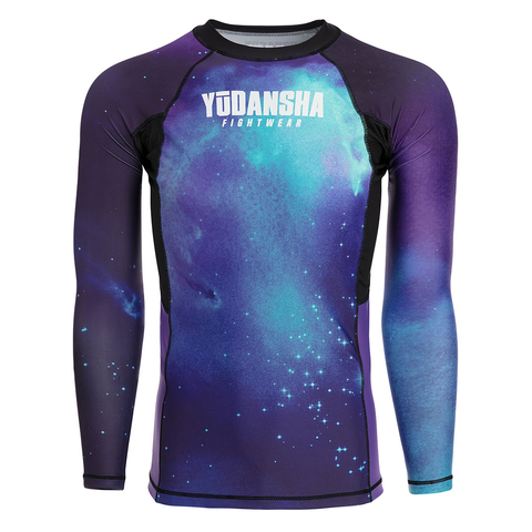 NEBULA - BJJ RASH GUARD