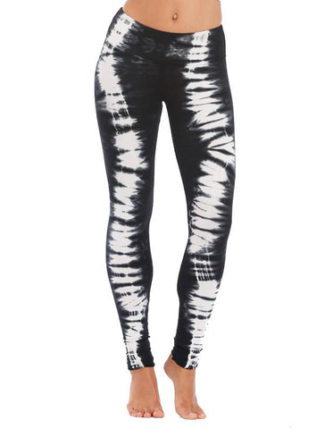 Long Leggings - Shibori