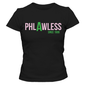 Alpha Kappa Alpha Phlawless T-Shirt