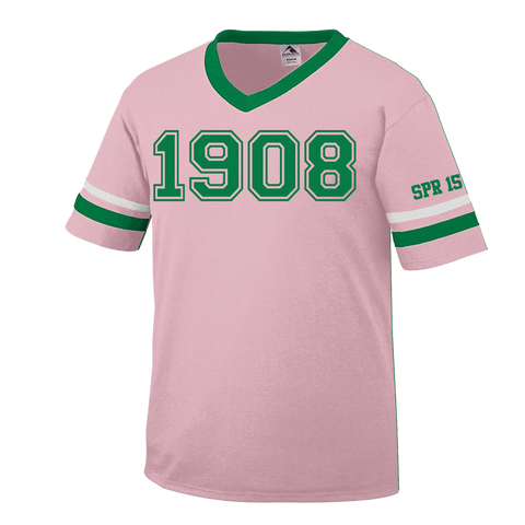 Alpha Kappa Alpha Custom Crossing Jersey