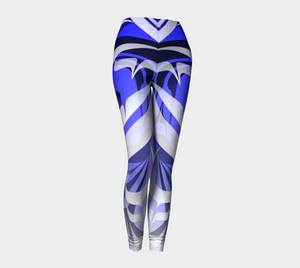 Eagle Blue Leggings