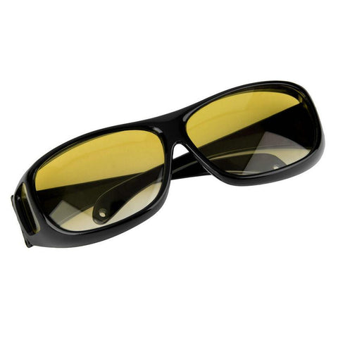 HQ Night Driving Glasses Anti Glare