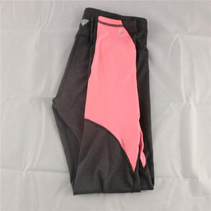 WOMEN QUICK DRY ELASTIC SPORT LEGGINGS FOR RUNNING GYM FITNESS