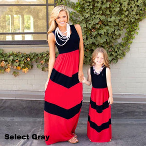 Woman's Short Sleeve Dress, S-3XL. And Matching Child's Dress, 12 mos -10.
