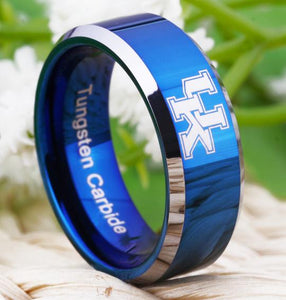 Blue UK 1 Top Quality Ring