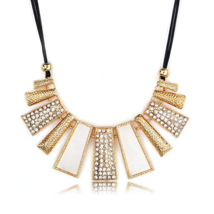 Boho Vintage Statement Necklace