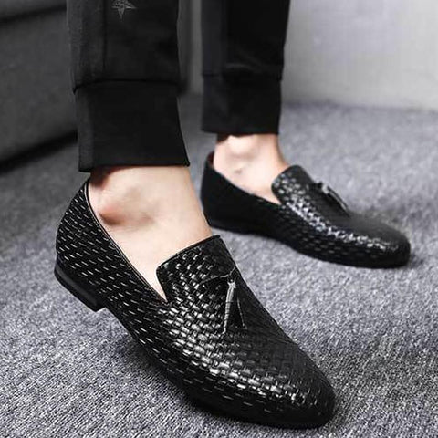 Loafers Knitting Design
