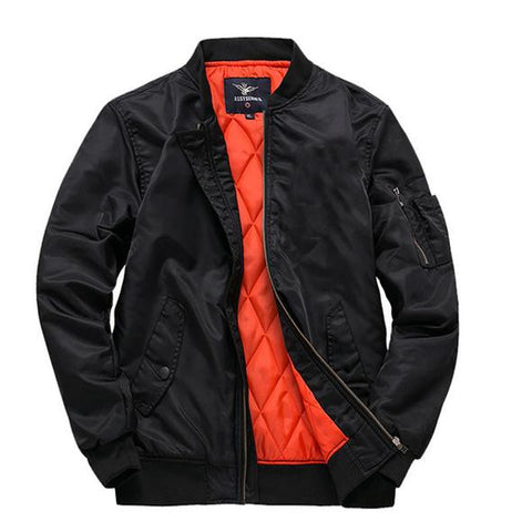 THE THICKEN BOMBER JACKET
