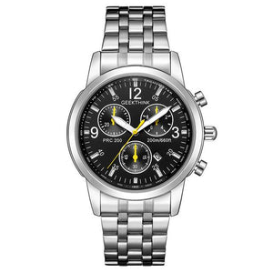CLASSIC MALE STAINLESS STEEL LUXURY WATERPROOF WRISTWATCH