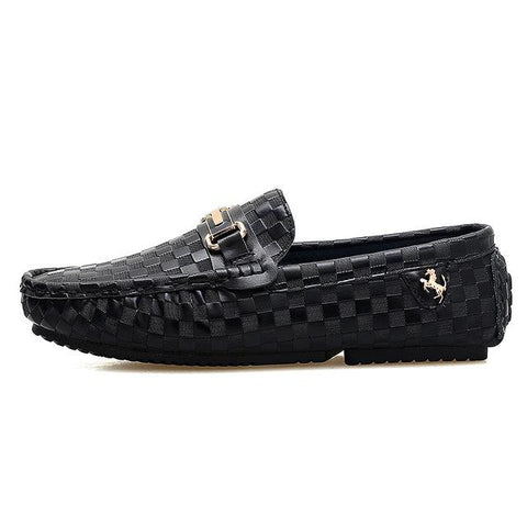 Moccasins Buckle Shoes