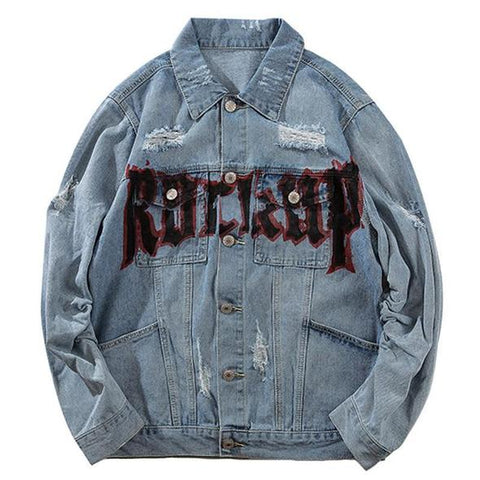 ROCKER Denim Jacket