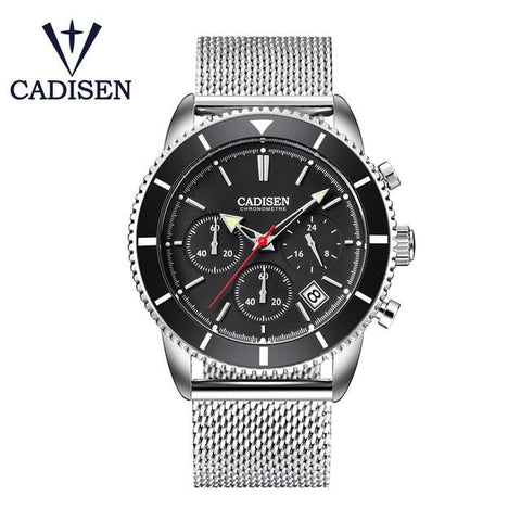 CADISEN Chronometre Quartz