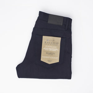 Martin in Stacked Selvedge