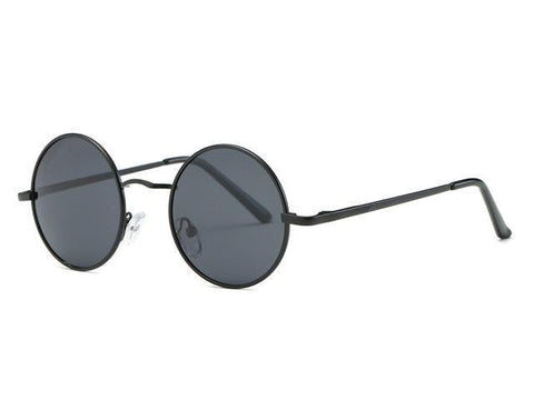 Round Polarized Sunglasses for Men