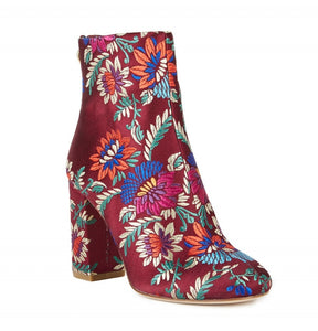 SALEEMA EMBROIDERED BOOTIE
