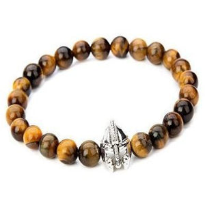 Silver Warrior Series - Tiger eye