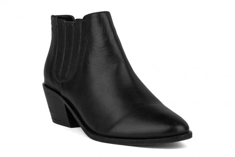 BARLOW LEATHER BOOTIE