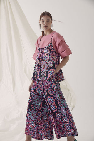 Ebb and Flow Culottes Kaleidoscope