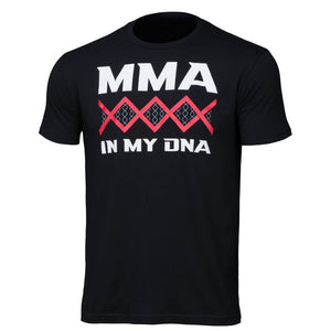 TITLE MMA IN MY DNA T-SHIRT