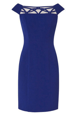 RANITA BLUE DRESS