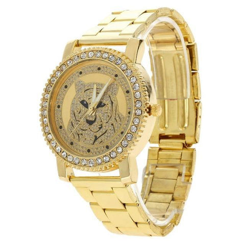 TIGER TOUCH LADIES WATCH