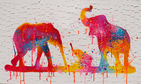 Elephant Paintings
