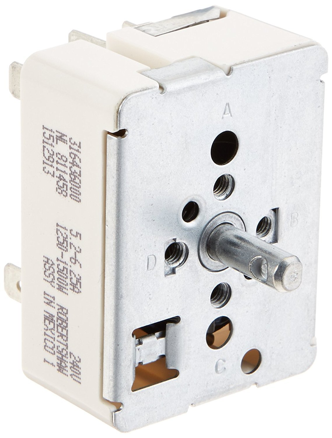 Kenmore / Sears 79094124401 Burner Switch Replacement