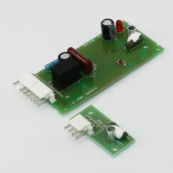 KitchenAid KSRG27FKWH01 Icemaker Emitter Sensor Control Board Replacement