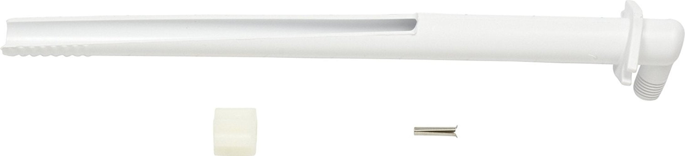 Whirlpool ET25PKXDW00 Icemaker Fill Tube Fitting Replacement