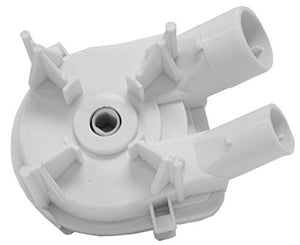 Whirlpool LSQ9600LG1 Drain Pump Replacement