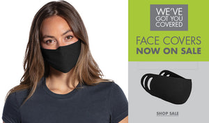 The NEXT LEVEL Eco Adult & Youth Face Mask