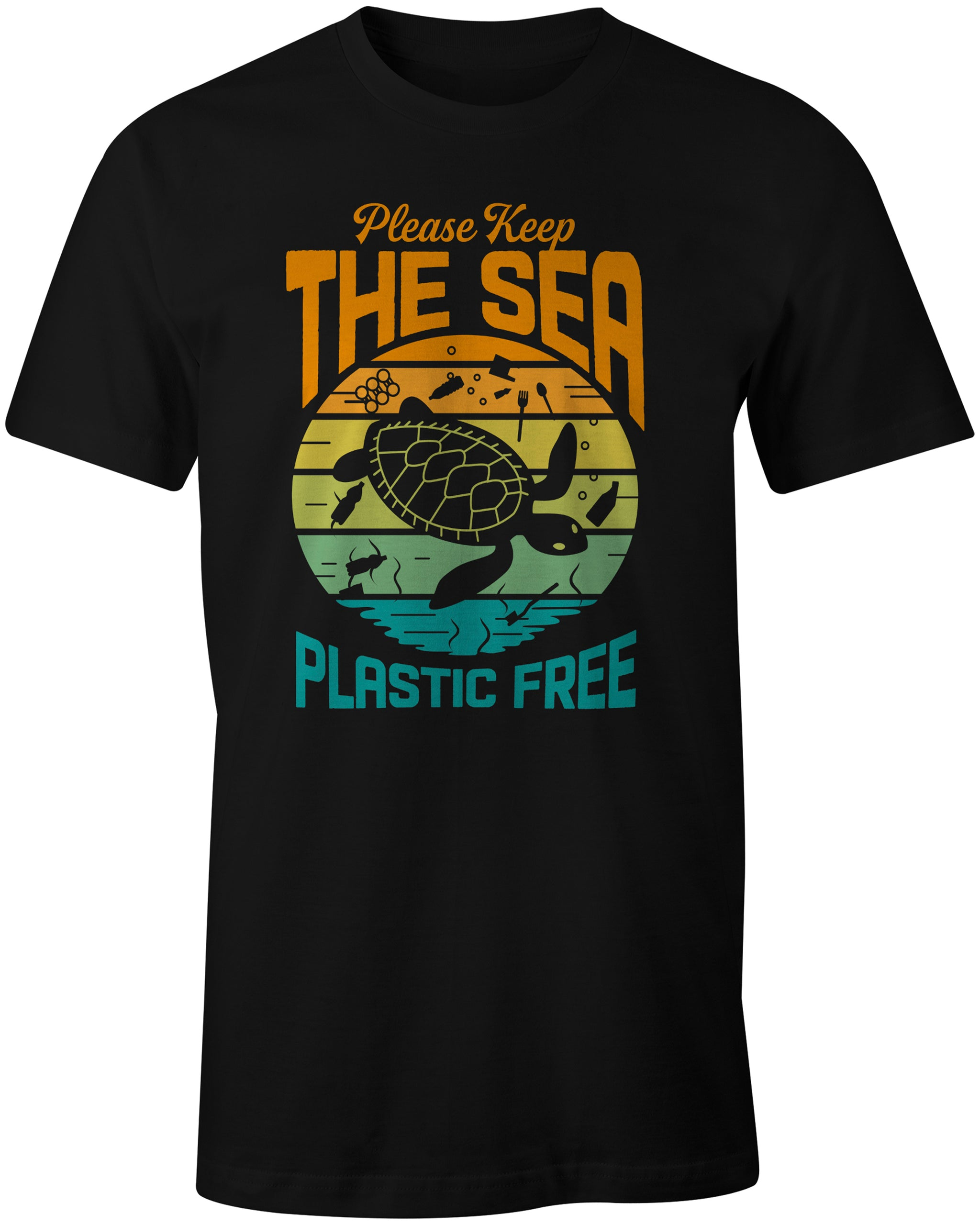 Keep the Sea Plastic Free Tee