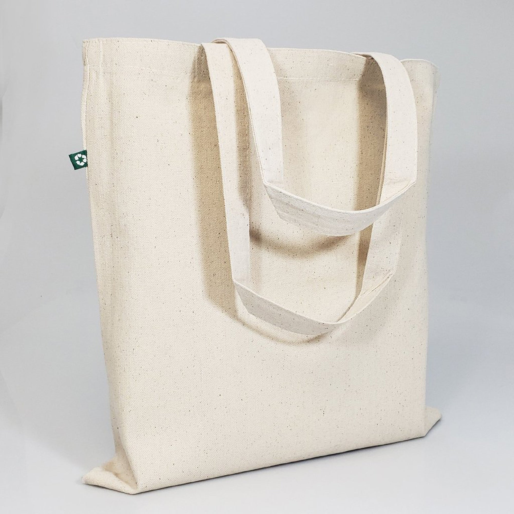 The Best Things in Life Are Plastic Free Recycled Tote