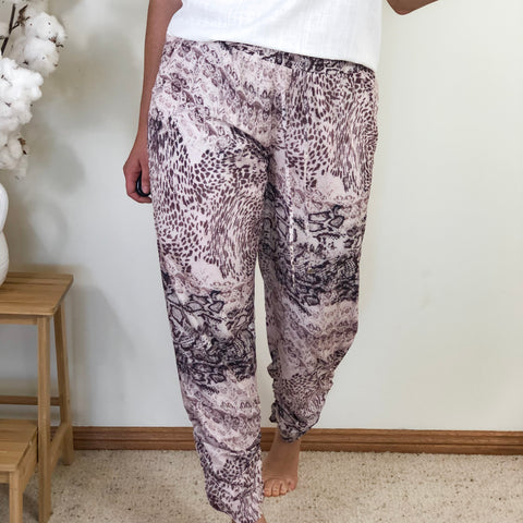 Cody Slouch Pants Neutral
