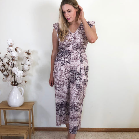 Cody Jumpsuit Neutral