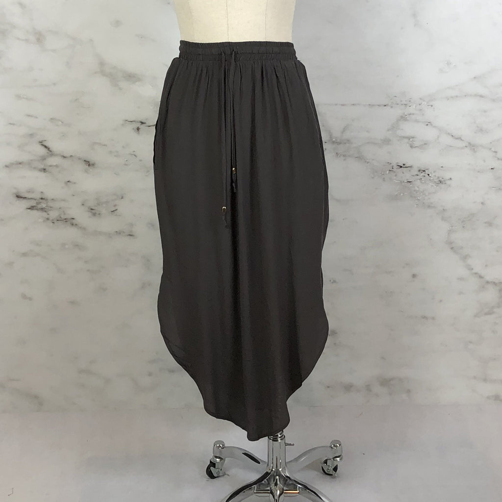 Louie Skirt Slate