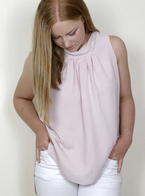 Betsy Blouse Pink