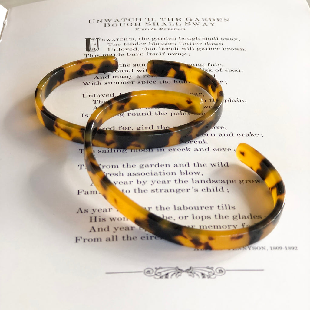 Skinny Bangle Tortoise