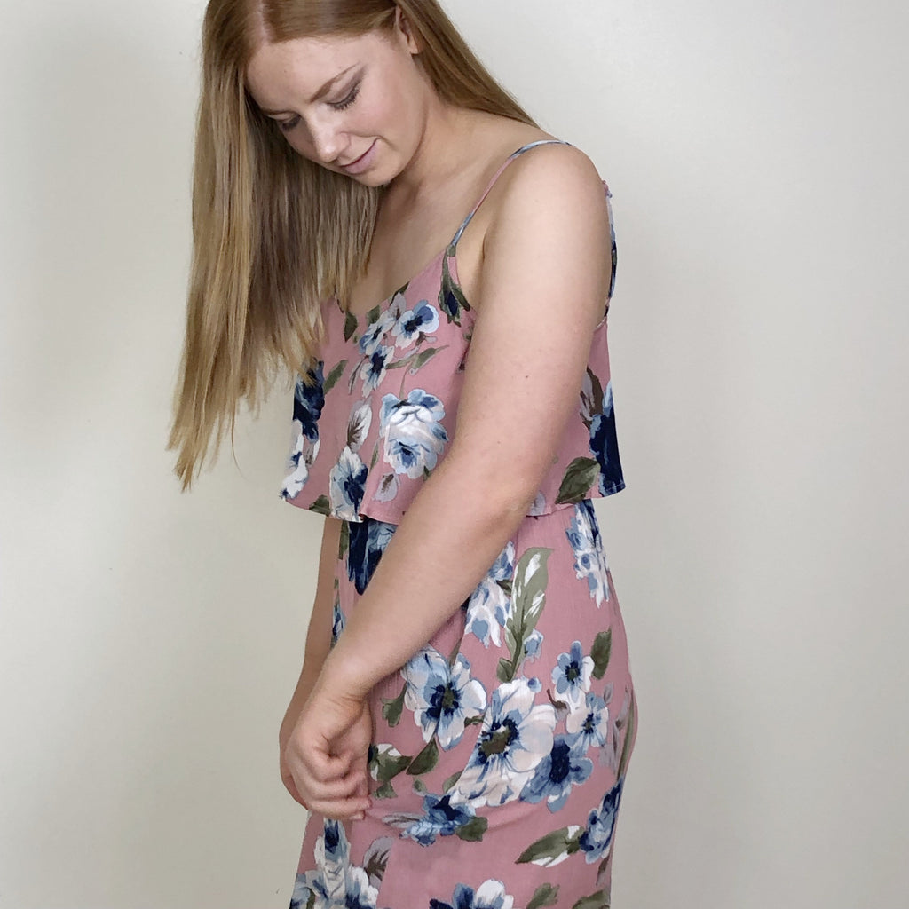 Charlie Dress Blush