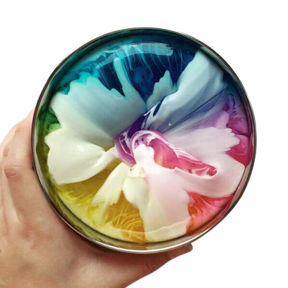 Beautiful Color Mixing Cloud Slime Squishy Putty Scented Stress Kids Clay Toy