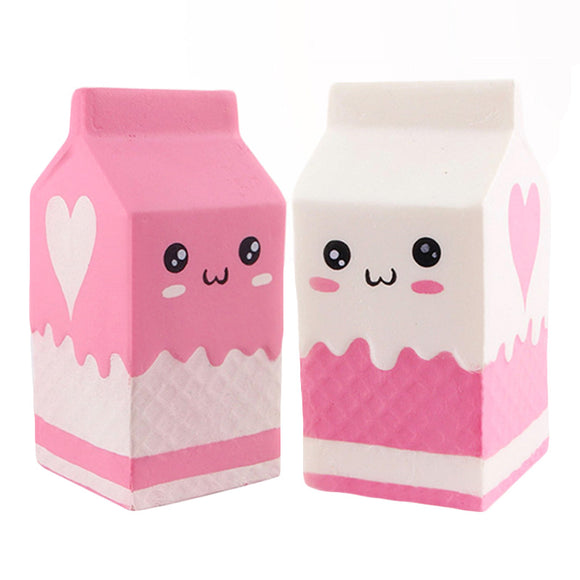 Milk Box Squishy Slow Rising Jumbo
