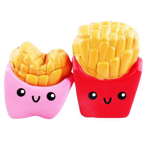Cute Kawaii Soft Squishy French Fries