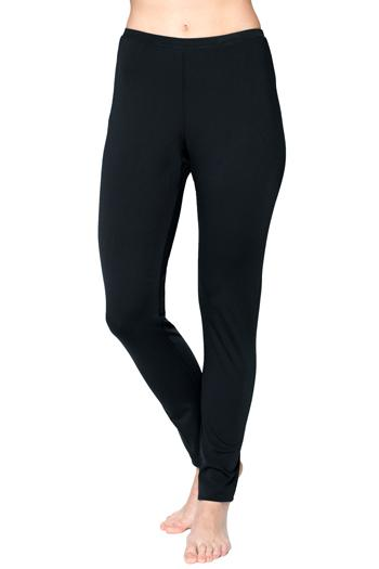 Long Yoga Pants Chlorine Proof Active & Swim wear