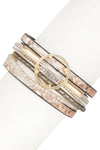 Timeless Layered Stack Bracelet