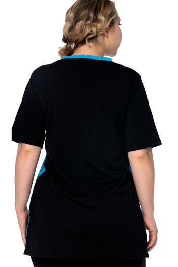 Extended Length Rash Guard Swim Top - Chlorine Proof