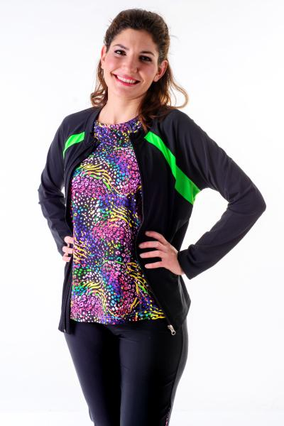 Diving Dame Light Weight Jacket for Swim and Sport