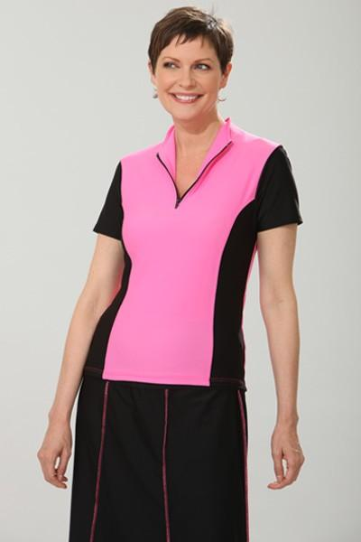 Sport & Swim Athletic Zip Top