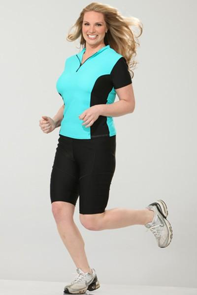 Knee Length Swim and Running Shorts